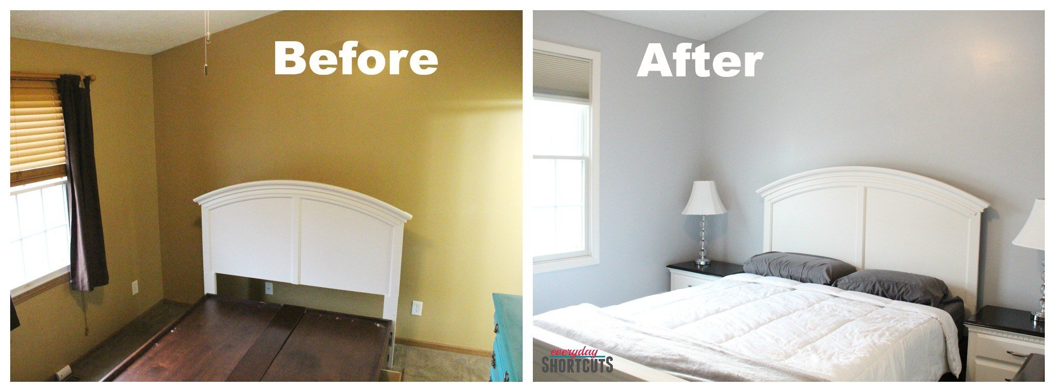 Best Master Bedroom Makeover With Hgtv Home By Sherwin Williams With Pictures