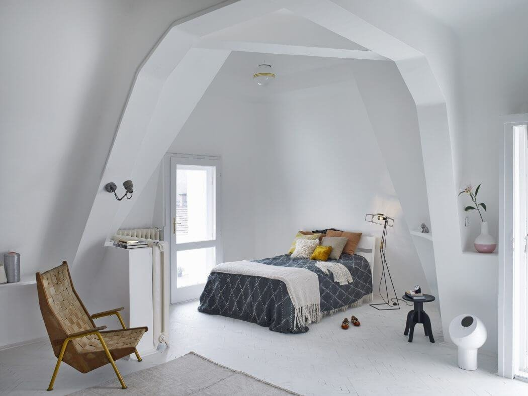 Best 10 Small Bedroom Ideas That Are Big In Style Freshome Com With Pictures