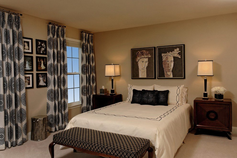 Best Curtain Ideas For Bedroom With Modern Style 682 Bedroom Ideas With Pictures