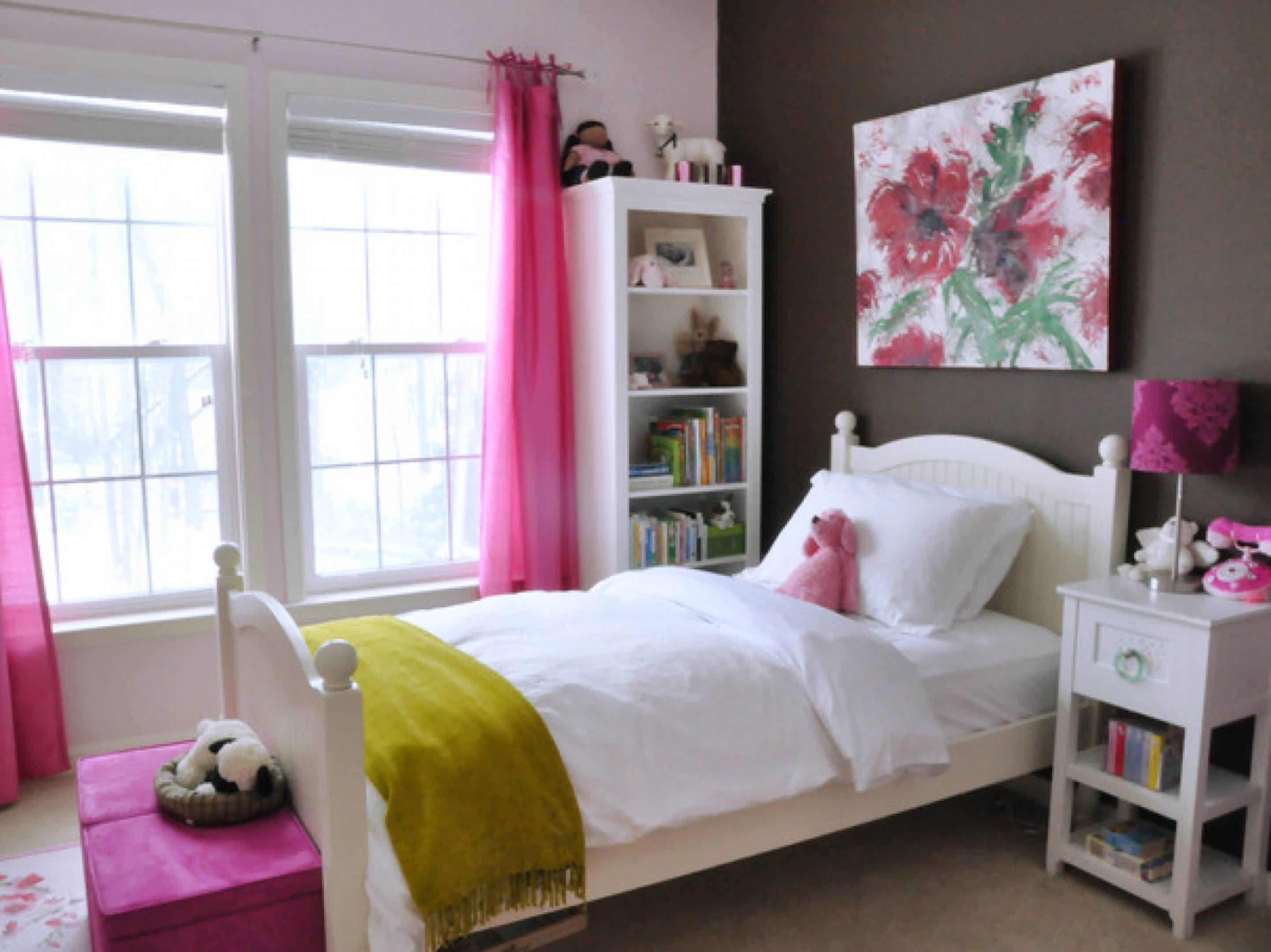 Best Modern Creative Girls T**N Bedrooms Decorating Tips And With Pictures