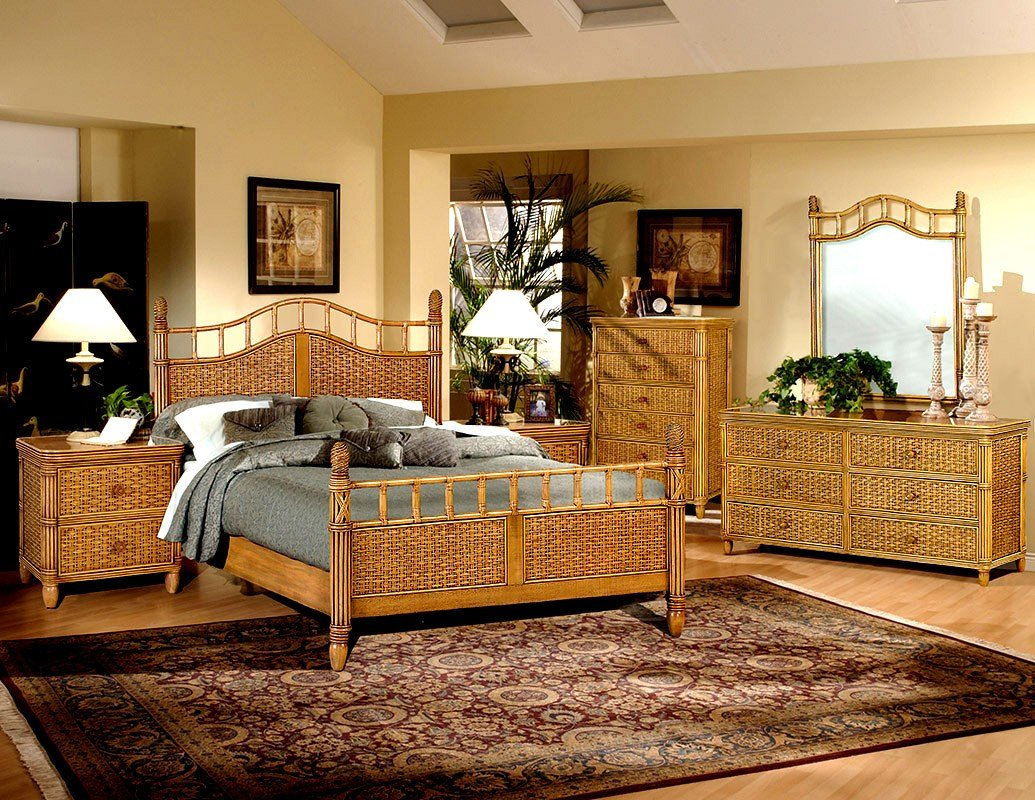 Best Ideal Wicker Bedroom Furniture For Sale Greenvirals Style With Pictures