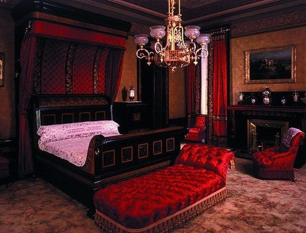 Best Bedroom Decor Ideas Gothic Bedroom With Pictures