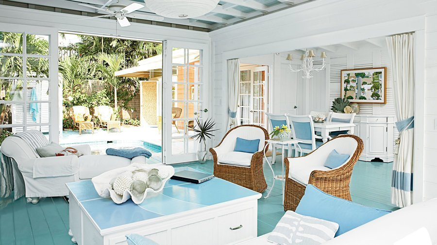 Best Key West Style Interiors And Homes Coastal Living With Pictures