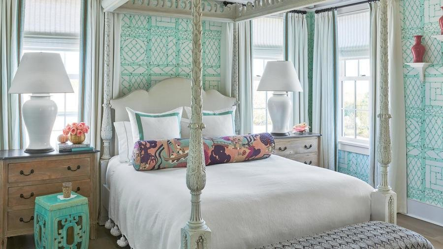 Best 40 Beautiful Beachy Bedrooms Coastal Living With Pictures