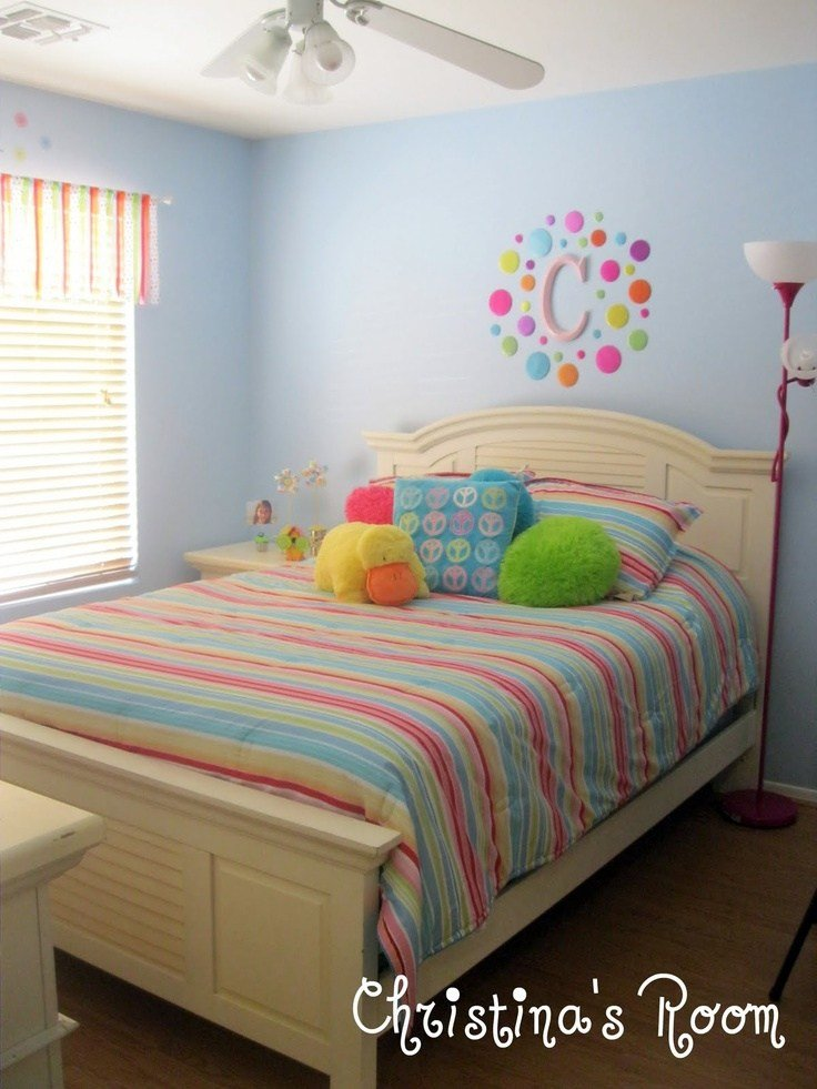 Best 25 Rainbow Girls Bedroom Ideas On Pinterest With Pictures