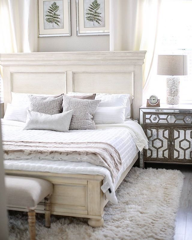 Best Marsilona Queen Panel Bed Ashley Furniture Homestore Bedrooms In 2019 Clean Bedroom Small With Pictures