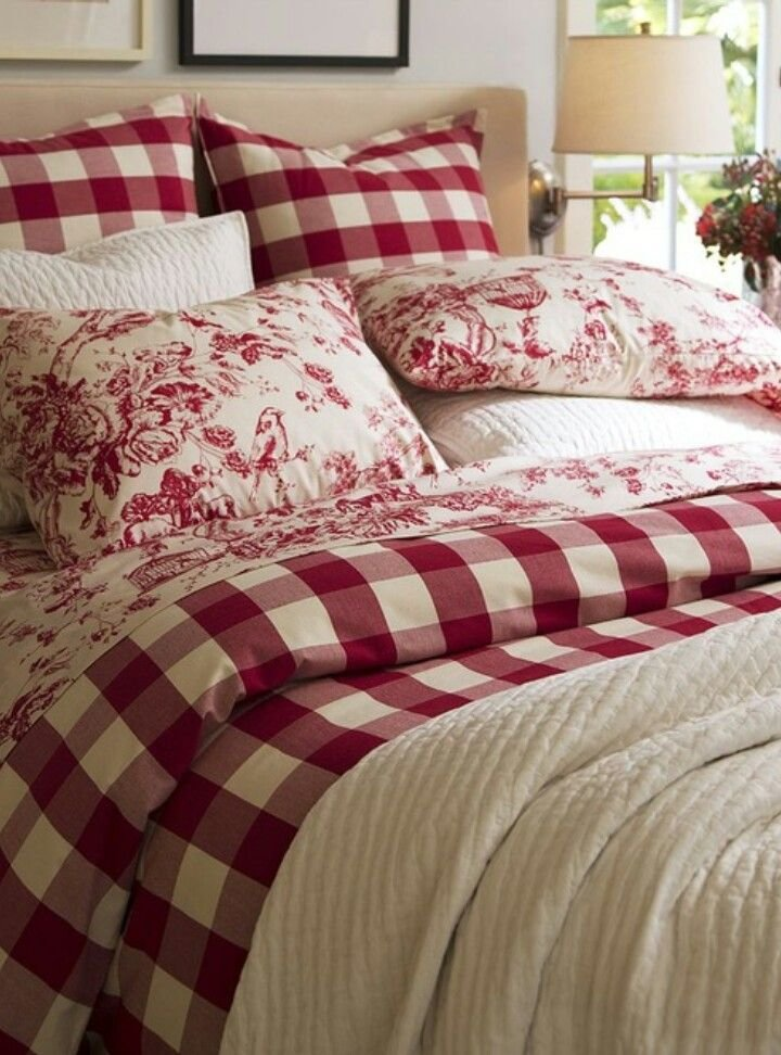 Best 25 Toile Bedding Ideas On Pinterest Toile Red With Pictures