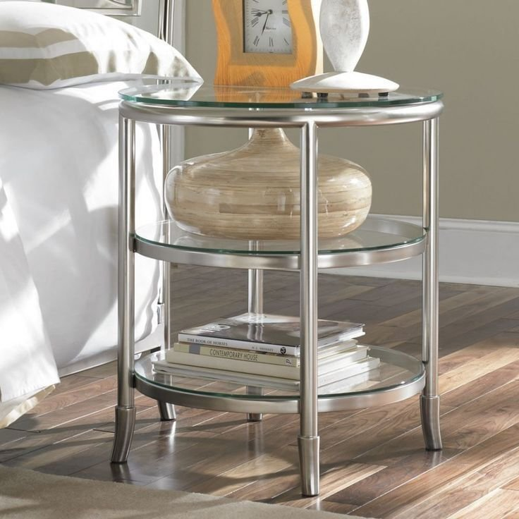 Best 25 Glass Nightstand Ideas On Pinterest Gold With Pictures