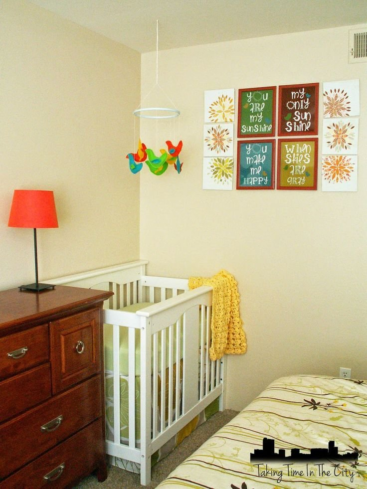 Best 50 Best Shared Master Bedroom And Nursery Images On With Pictures