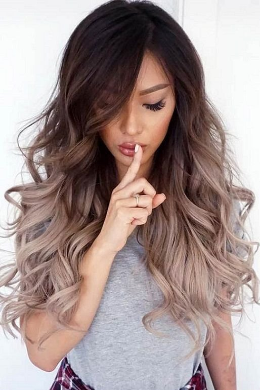 Free 20 Trend Hair Colors For 2019 Makeup Nails Hair Wallpaper