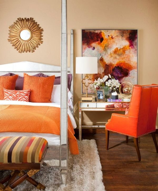 Best 25 Orange Bedroom Decor Ideas On Pinterest Orange With Pictures