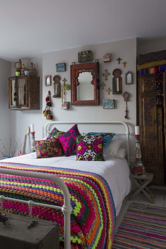 Best 25 Eclectic Bedrooms Ideas On Pinterest Southwest With Pictures