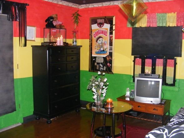 Best Rasta Room Dream Home Hippie Style Rooms House Rooms Room Themes With Pictures