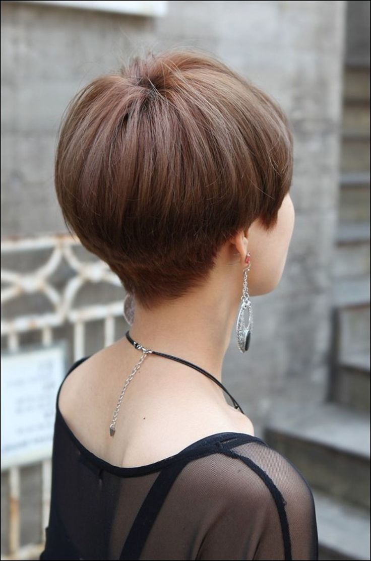 Free Best 25 Short Hair Back View Ideas On Pinterest Wallpaper