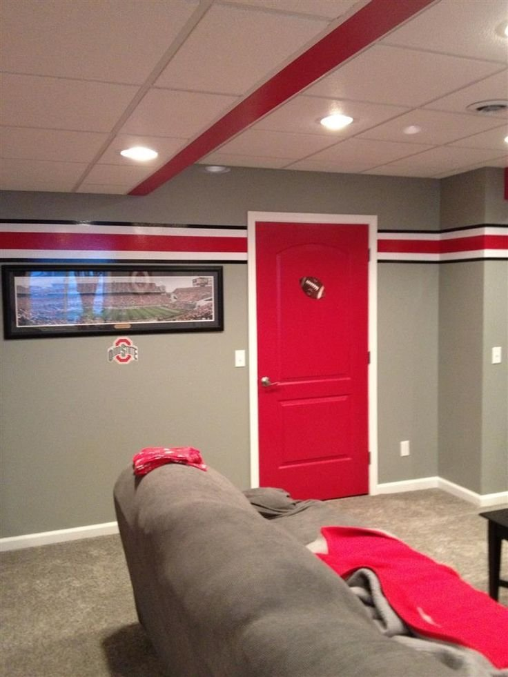 Best 237 Best Ohio State Man Cave Images On Pinterest Ohio With Pictures