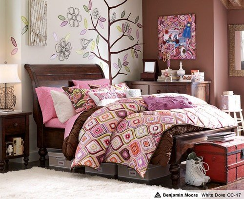 Best 78 Best Pink And Brown Bedding Images On Pinterest Brown With Pictures