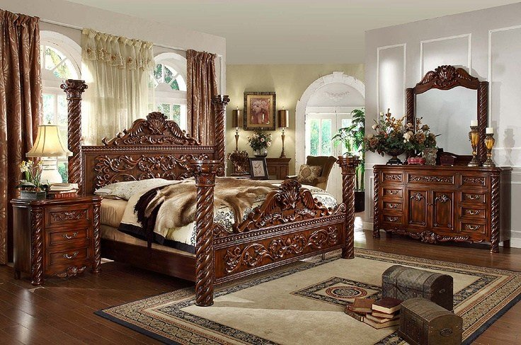 Best Victorian Bedroom Sets Victorian Furniture Victorian With Pictures