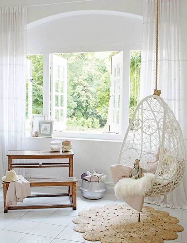 Best 8 Awesomely Beautiful Indoor Swing Chairs My Cosy With Pictures