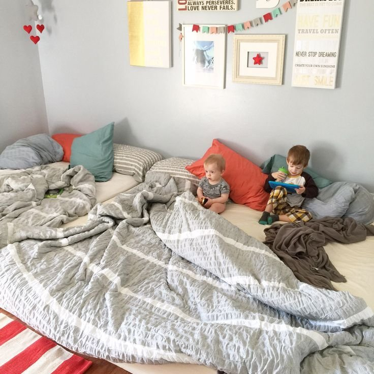 Best 25 Family Bed Ideas On Pinterest Closet Bed Dream With Pictures