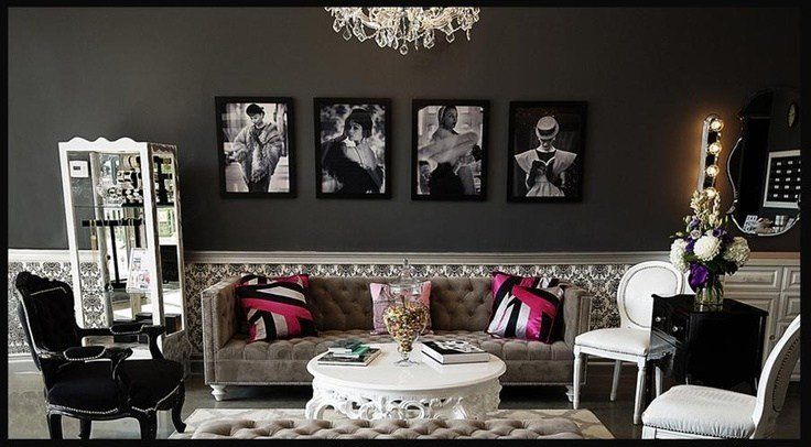 Best Old Hollywood Glamour Queens Cave Home Decor Glamour With Pictures