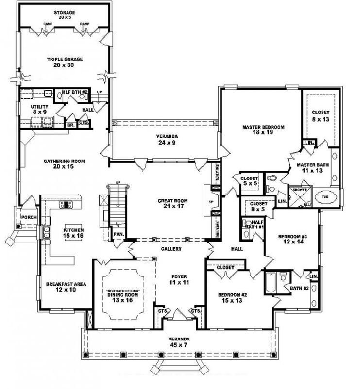 Best 653903 1 5 Story 5 Bedroom 4 Full Baths 2 Half Baths Louisiana Plantation Style House Plan With Pictures