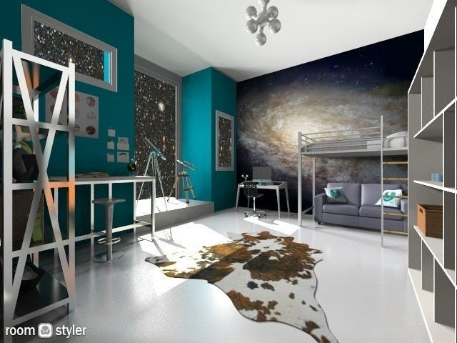 Best 44 Best T**N Science Themed Bedrooms Images On Pinterest With Pictures