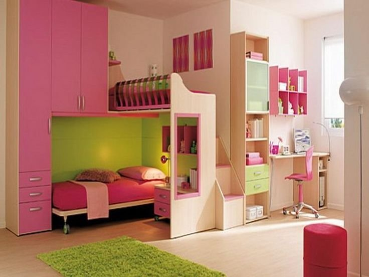 Best Small Room Ideas For Girls With Cute Color Bedroom For With Pictures