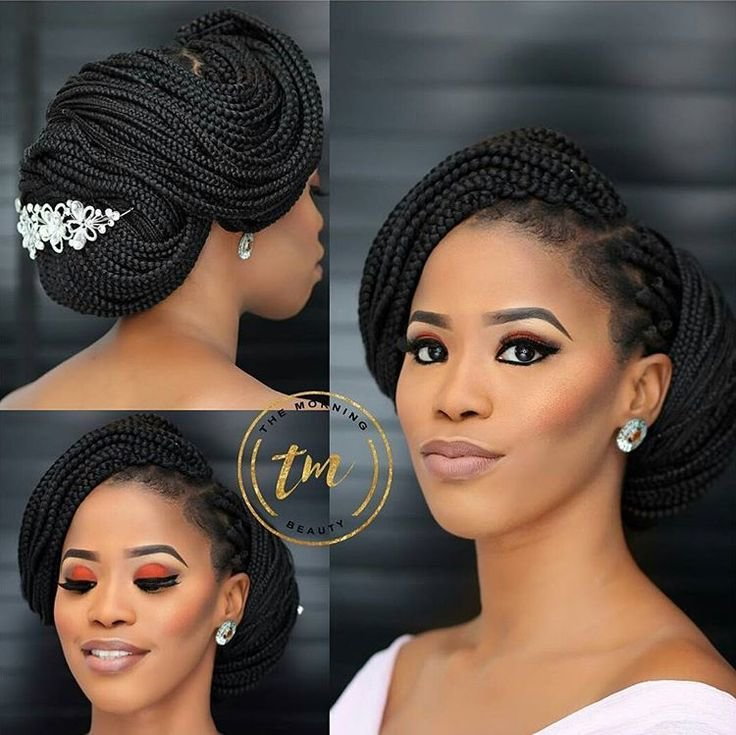 Free Braided Brides Will Be A Hit This Year Love This Look On Wallpaper