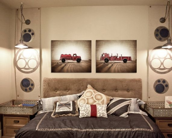 Best 82 Best Firefighter And Police Bedroom Ideas Images On With Pictures