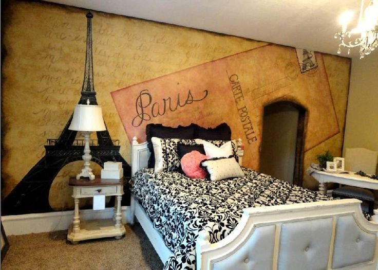 Best 25 Paris Themed Bedrooms Ideas On Pinterest Paris With Pictures