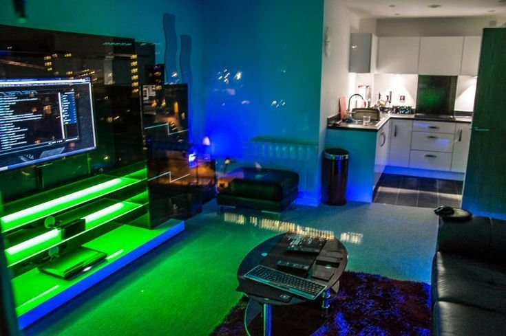Best 25 Gamer Bedroom Ideas On Pinterest Gamer Room With Pictures
