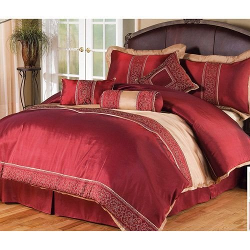 Best This Comforter Set For The New Bedroom Dream Home Comforter Sets Gold Bedroom Decor Satin With Pictures