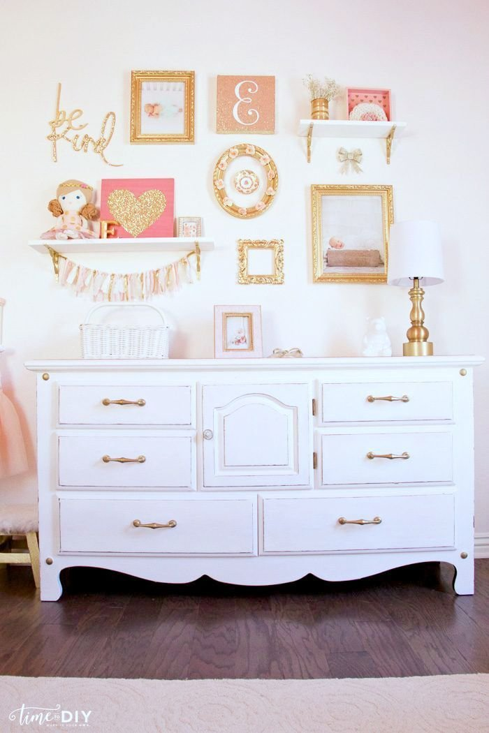 Best 25 Girl Dresser Ideas On Pinterest Striped Dresser With Pictures