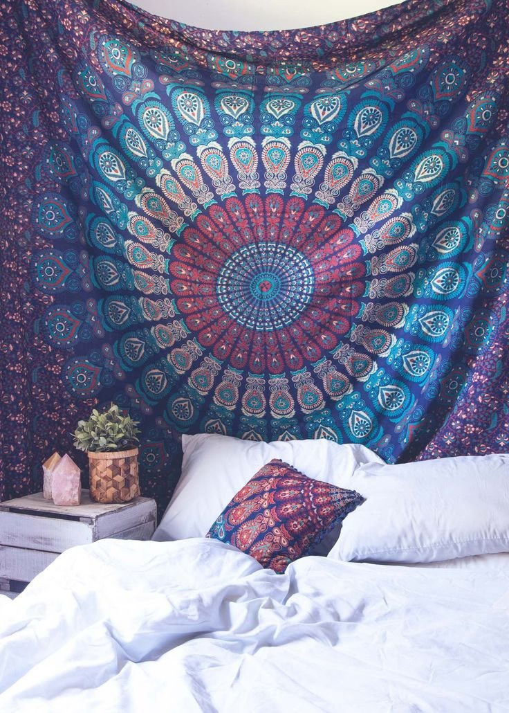 Best 25 Tapestry Bedroom Ideas On Pinterest Tapestry Bedroom Boho Boho Room And Bohemian Room With Pictures