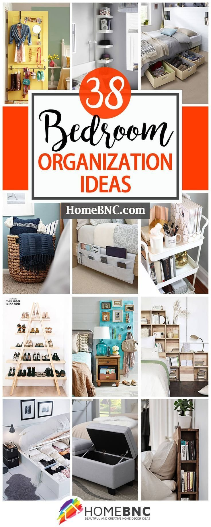 Best 25 Bedroom Organization Ideas On Pinterest Room With Pictures