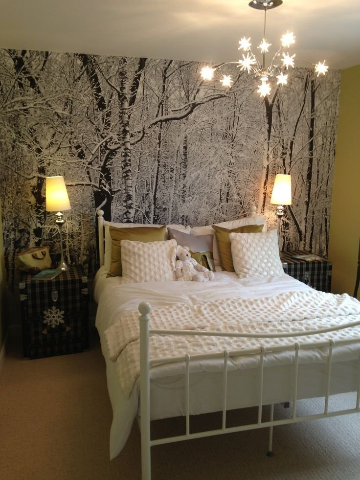 Best Winter Forest Bedroom England Bedrooms Forest Bedroom With Pictures