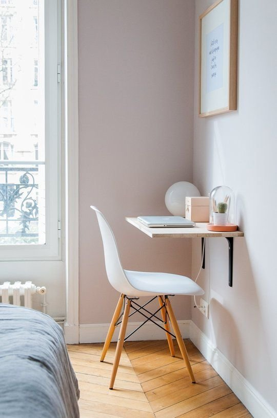 Best 25 Small Desk Space Ideas On Pinterest White Desk Mail Organiser Home Command Station With Pictures
