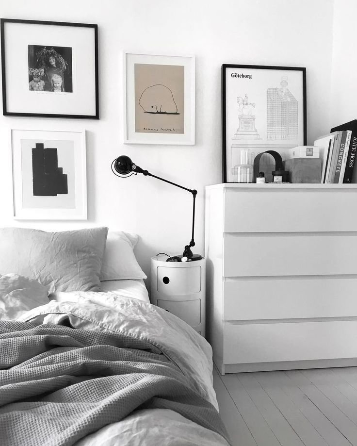 Best 25 White Grey Bedrooms Ideas On Pinterest Bedroom Inspo Grey Grey Bedroom Design And With Pictures