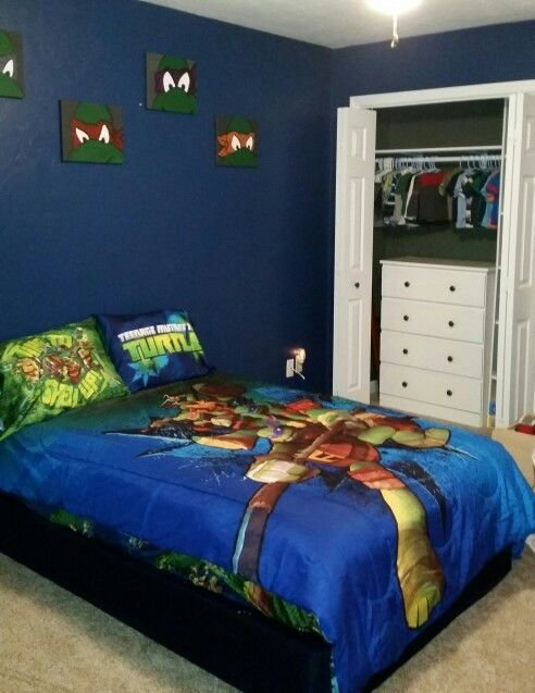 Best 25 Ninja Turtle Room Ideas On Pinterest Ninja With Pictures