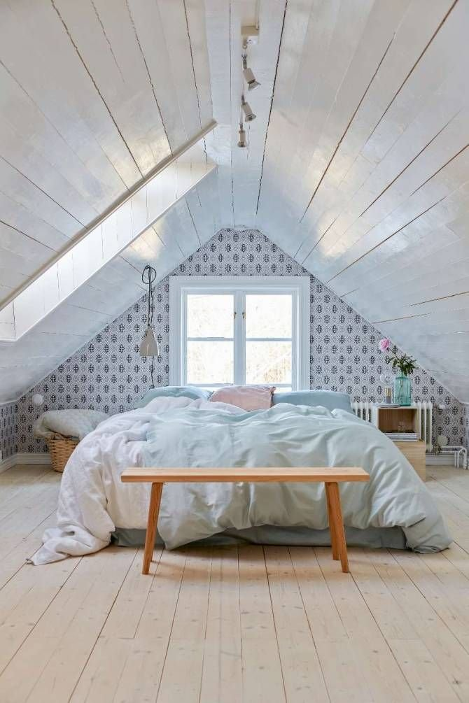 Best 114 Best For The Attic Bedroom Images On Pinterest With Pictures