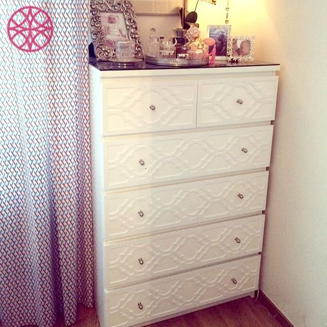 Best Ikea Pink Malm Dresser Bestdressers 2017 With Pictures