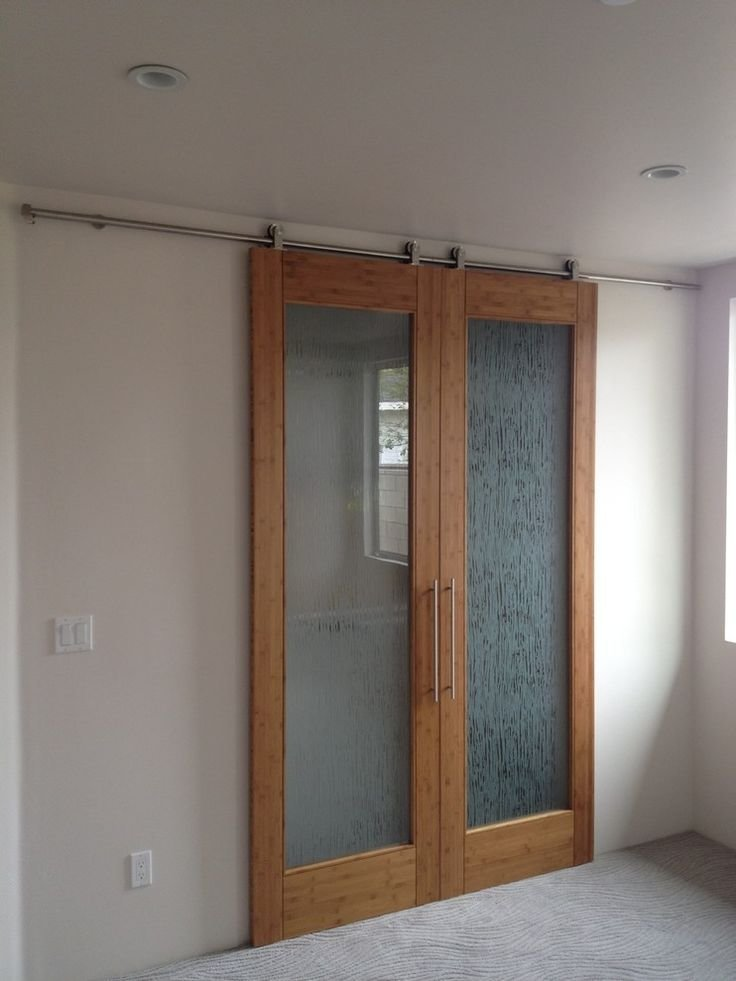 Best 31 Best Barn Doors With Glass Lites Images On Pinterest Sliding Barn Doors Sliding Doors And With Pictures