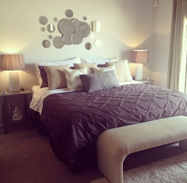 Best 25 Purple Gray Bedroom Ideas On Pinterest Purple With Pictures