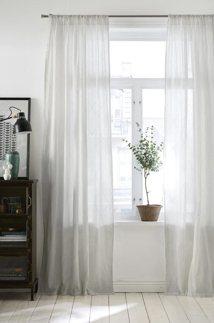 Best 25 White Curtains Ideas On Pinterest White Curtain Rod White Linen Curtains And Corner With Pictures