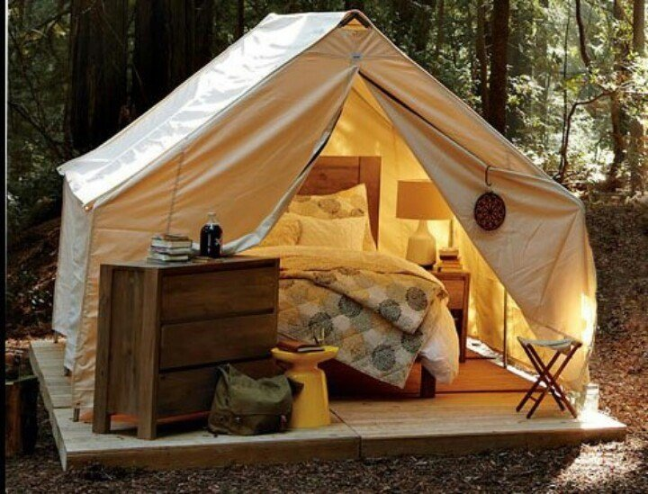 Best Camp Bedroom Tents Pinterest Camping Glamping And With Pictures