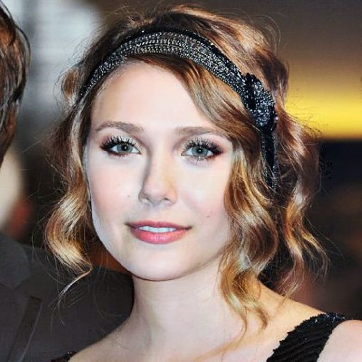 Free 1920S Hairstyles For Long Hair With Headband Party Theme Wallpaper