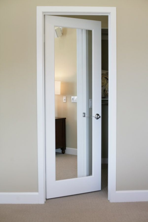 Best 12 Best Mirrored Closet Doors Images On Pinterest With Pictures