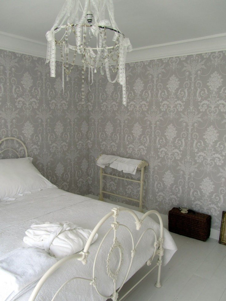 Best Josette Dove Grey Laura Ashley Wallpaper Home Decor With Pictures