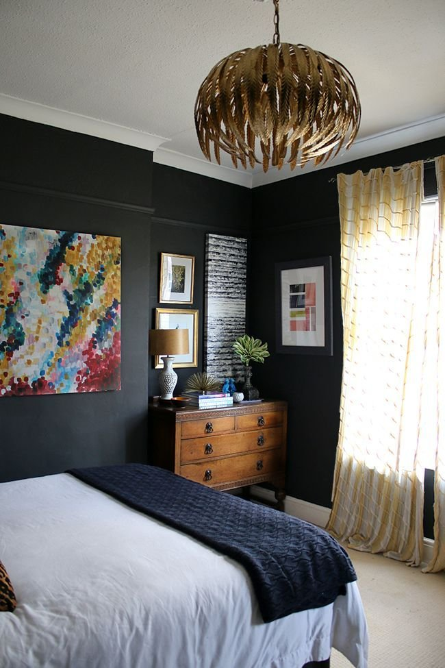 Best 25 Black Bedrooms Ideas On Pinterest Black Bedroom Decor Black Beds And Dark Bedrooms With Pictures
