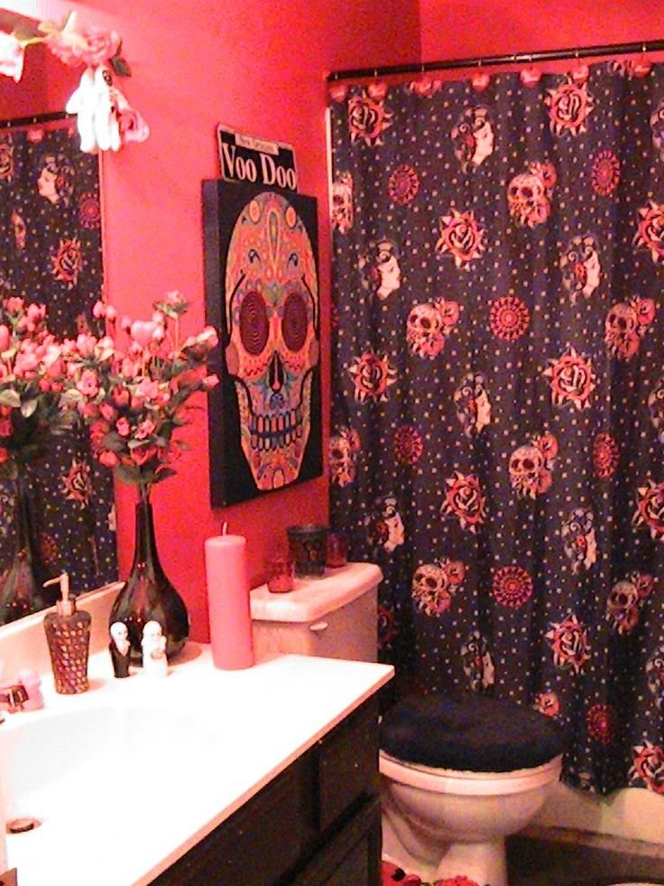 Best 25 Red Bathrooms Ideas On Pinterest Paint Ideas For Bedroom Bathroom Wall Colors And With Pictures